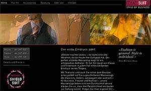Website von www.thatsuits.com